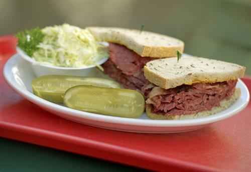 Corned Beef Sandwich at Magee's Kitchen