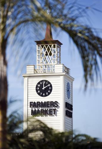 Farmers Market Clock Tower