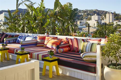 Rooftop Daybed