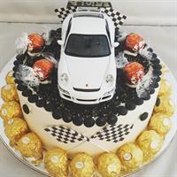 Porsche SmashCake