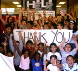 The H.E.L.P. tutoring and mentoring program