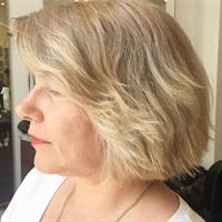Hair color & Cut by Christina Culinski