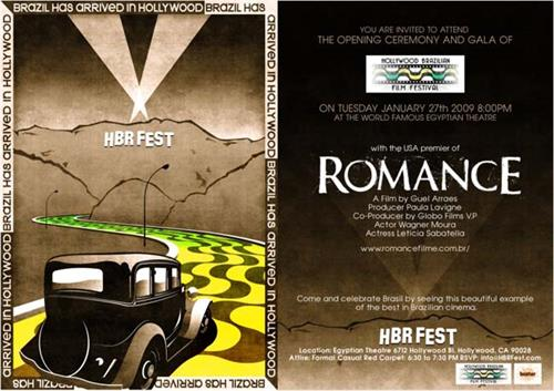 First HBRFEST invite