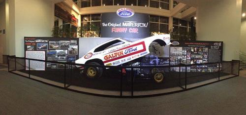 LA Auto Show Display!