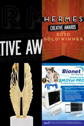 Award for Best Brochure Design