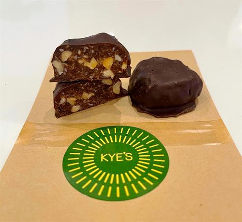Paleo Peanut Shroom Chocolates