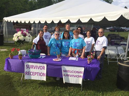 Relay For Life Committee - Member and Chair of Survivor Tent