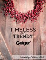 Need gift ideas? Check out our Timeless & Trendy catalog - link in 'Highlights'