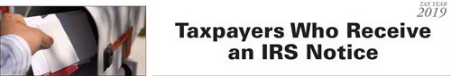 Taxpayers Who Receive an IRS / Mass Notice - Want more info?  irene@iw-cpa.com