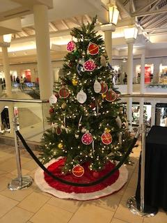 The annual PHP Wish Tree at the Burlington Mall