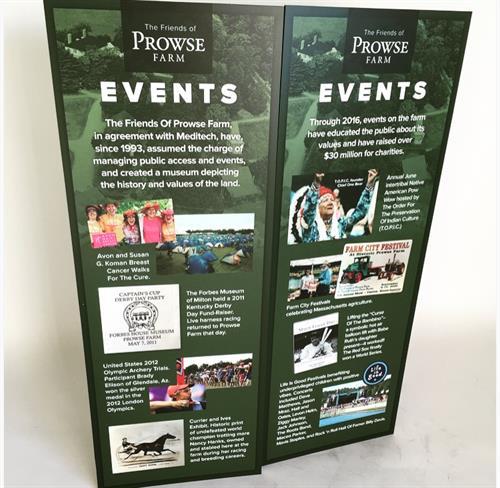 Prowse Farm Event