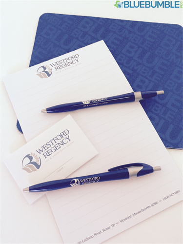 Westford Regency Collateral after completing a rebrand.