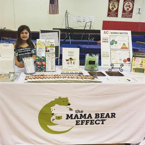Burlington Health Fair Exhibition