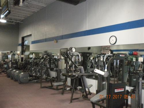 Gym in Andover