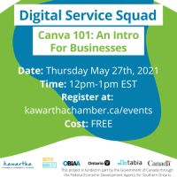 Canva 101: An Intro for Businesses - Digital Service Squad