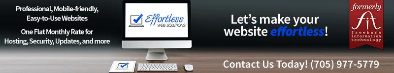 Effortless Web Solutions