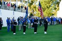 Military Appreciation Ceremony on Saturday, November 5, 2016