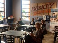 Social Media Workshop at Buskey Hard Cider