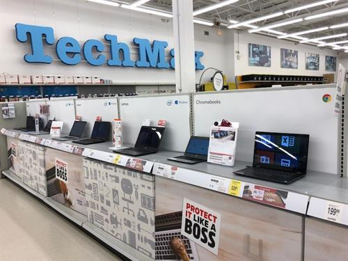 Large selection of printers to meet anyone's needs