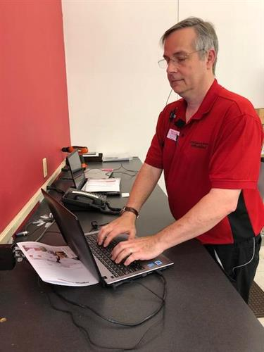 Computer repair and services in store in home or office available