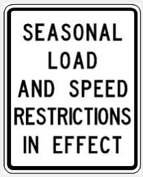 Load Restrictions Lifted to Ensure Supply Chains Remain Open