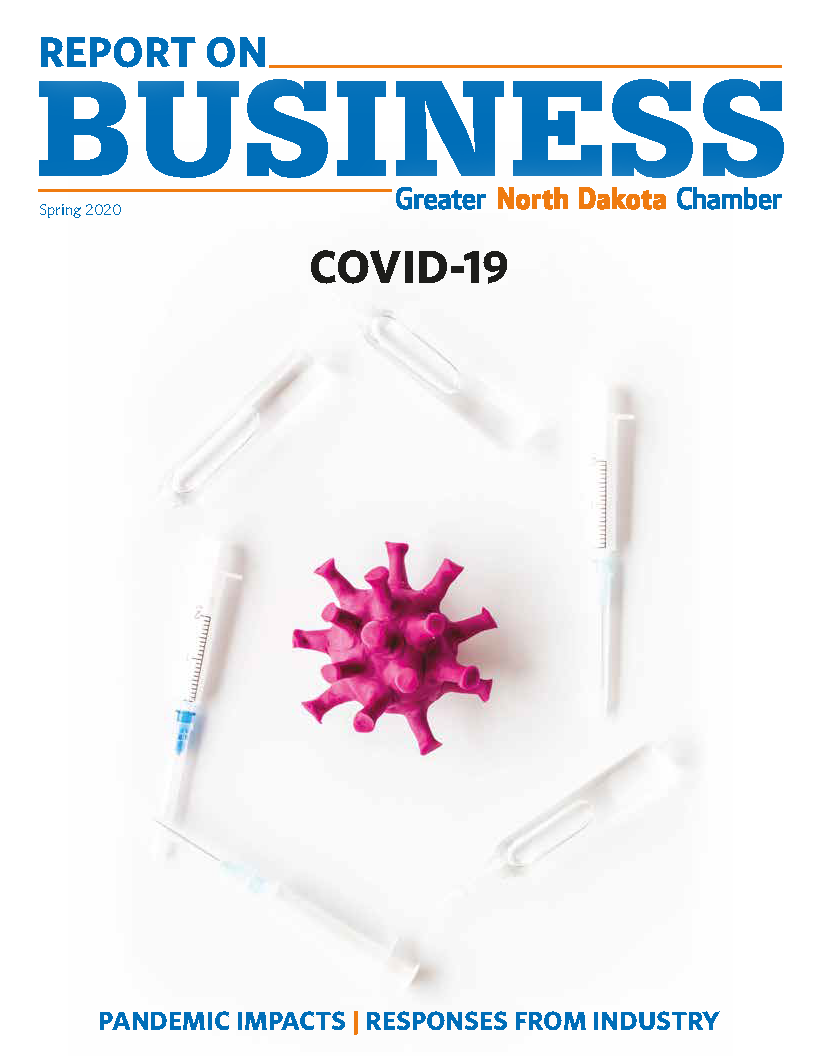 Spring 2020 Report on Business Launch