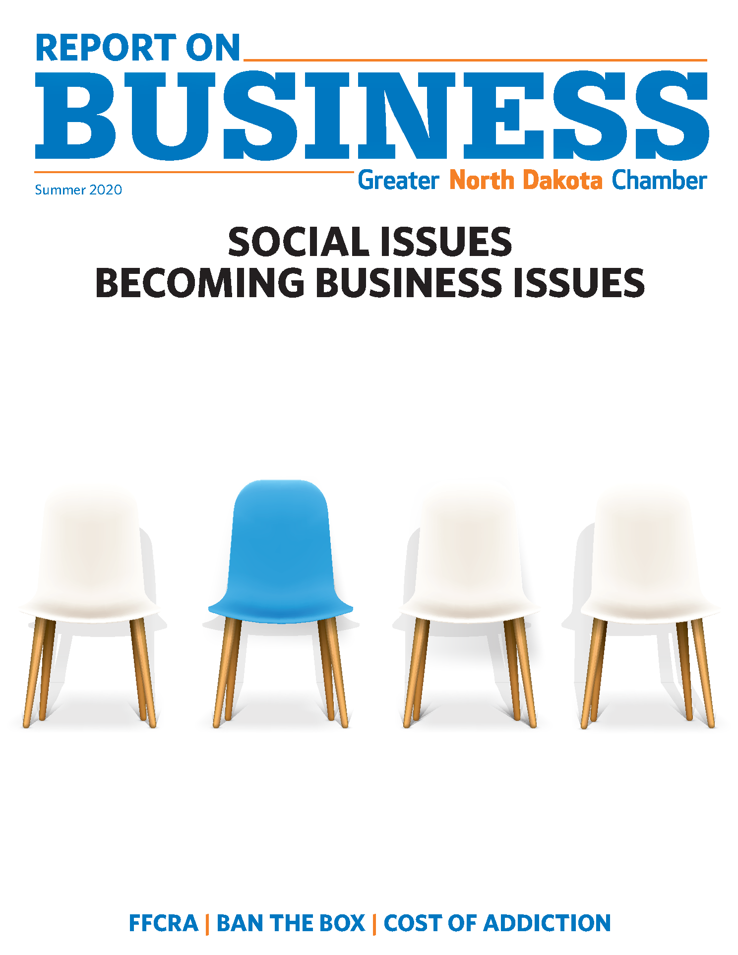 Summer 2020 Report on Business Launch