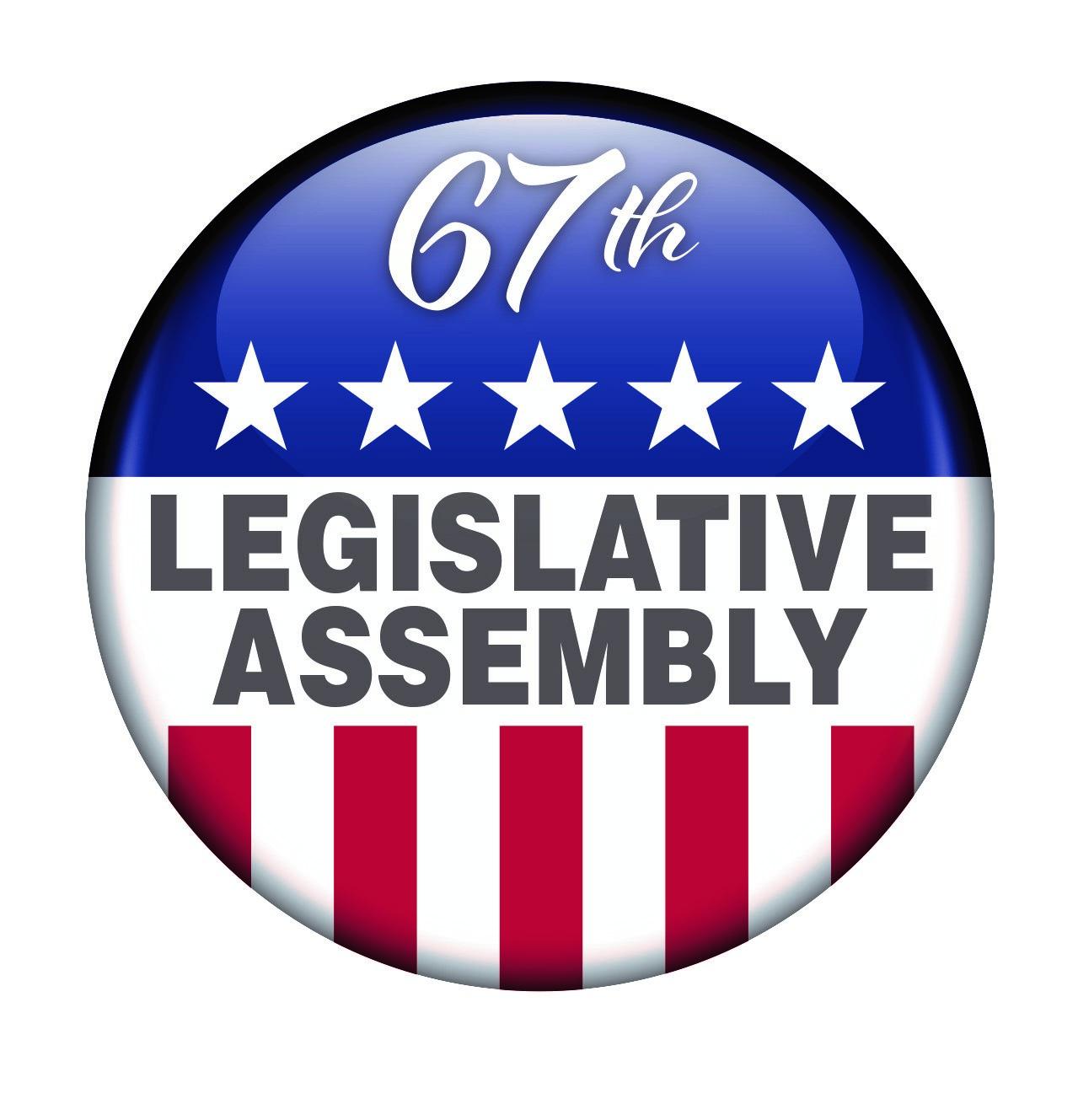 67th Leg Assembly Update: Week 1