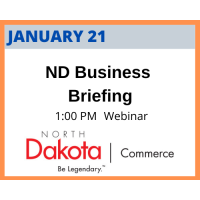 Business Briefing- Federal Resources and Grant Opportunities