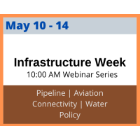 Infrastructure Week Webinar Series