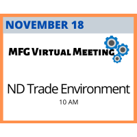 MFG Virtual Meeting Series: Available Trade Services