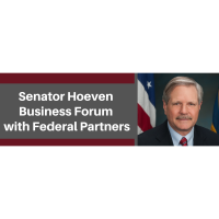 GNDC and Sen. Hoeven Partner to Host Business Forum with Federal Partners