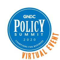 GNDC Announces Speakers at Virtual Policy Summit, List includes Gov. Burgum and Lt. Gov. Sanford