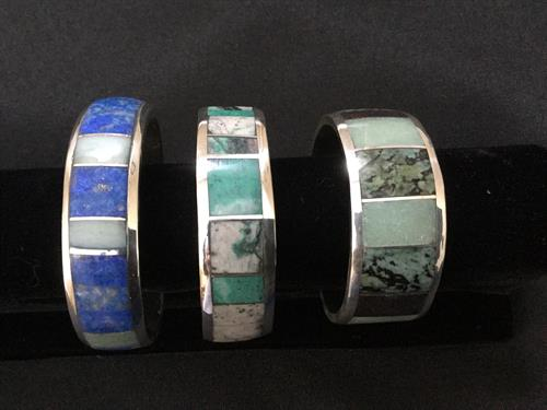 Inlay Cuffs