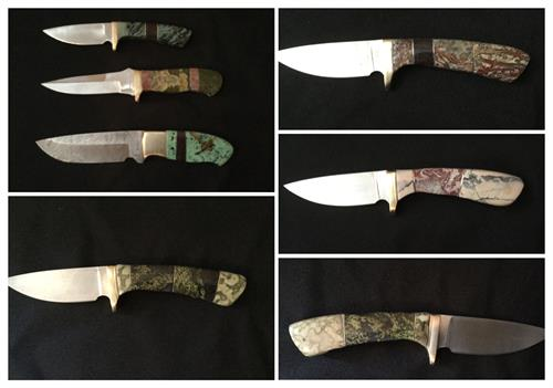Inlay Knives