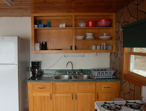Montgomery Cottage, kitchen