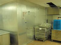 Walk-In Cooler at Massena CSD
