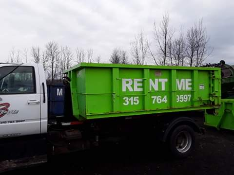 Dumpsters for rent by the week
