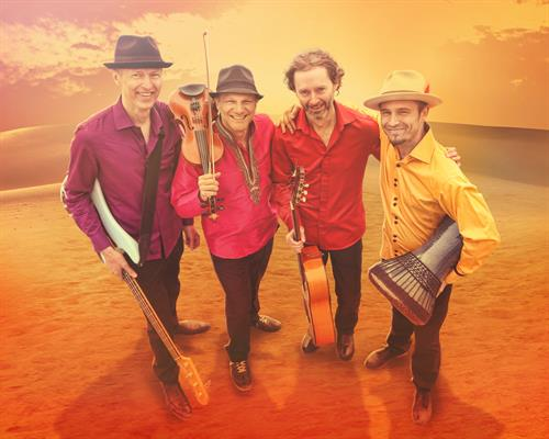 Sunday, July 19 	Sultans of String		Around the World Gems