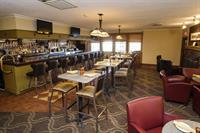 Enjoy your favorite sporting event in a comfortable atmosphere.