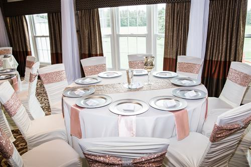 From rustic modern to elegant and grand, our professional team can customize any event