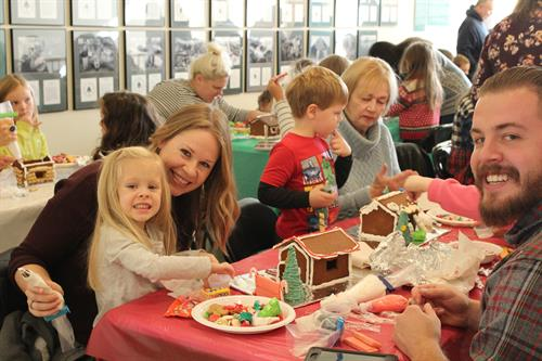 2017 Gingerbread Workshop