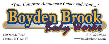 Boyden Brook Body Works
