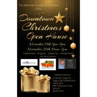 2021 Downtown Christmas Open House