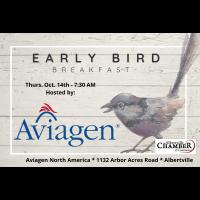 Early Bird Breakfast & Conversations - Aviagen
