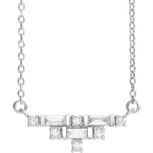 Deco Bar Necklace
