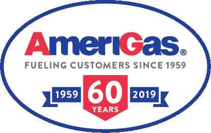AmeriGas 60 Year Logo
