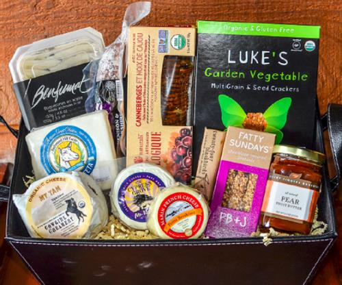 Gift Baskets: Buy in Store or Online