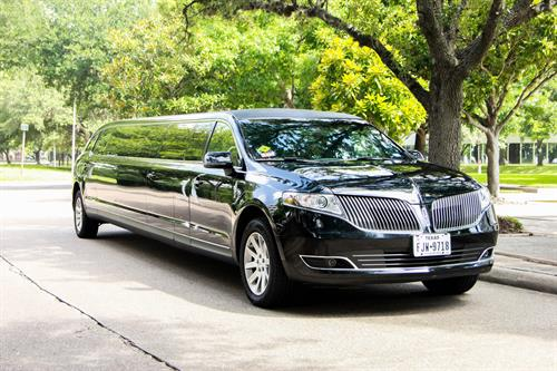 Luxury limousine transportation now available for clients
