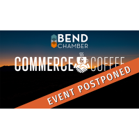 Commerce & Coffee-postponed due to unhealthy air quality